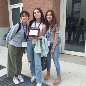 "Mattea Busato vincitrice del Premio ""Rosi Tettamanzi"""